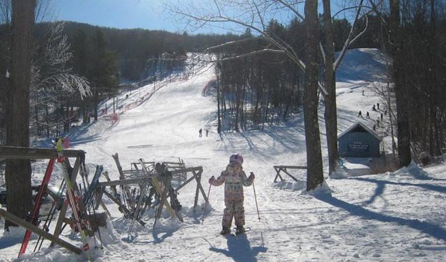Cochran Ski Area PHOTO: Pennie Rand Photography